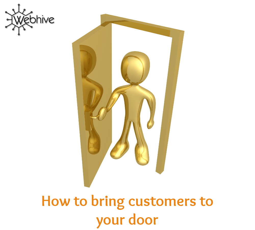 Bringing customers to your door… The Golden Thread Part IV