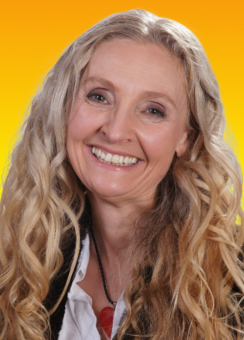 Jackie Stallard How to Create a Website portrait orange background cropped 500w