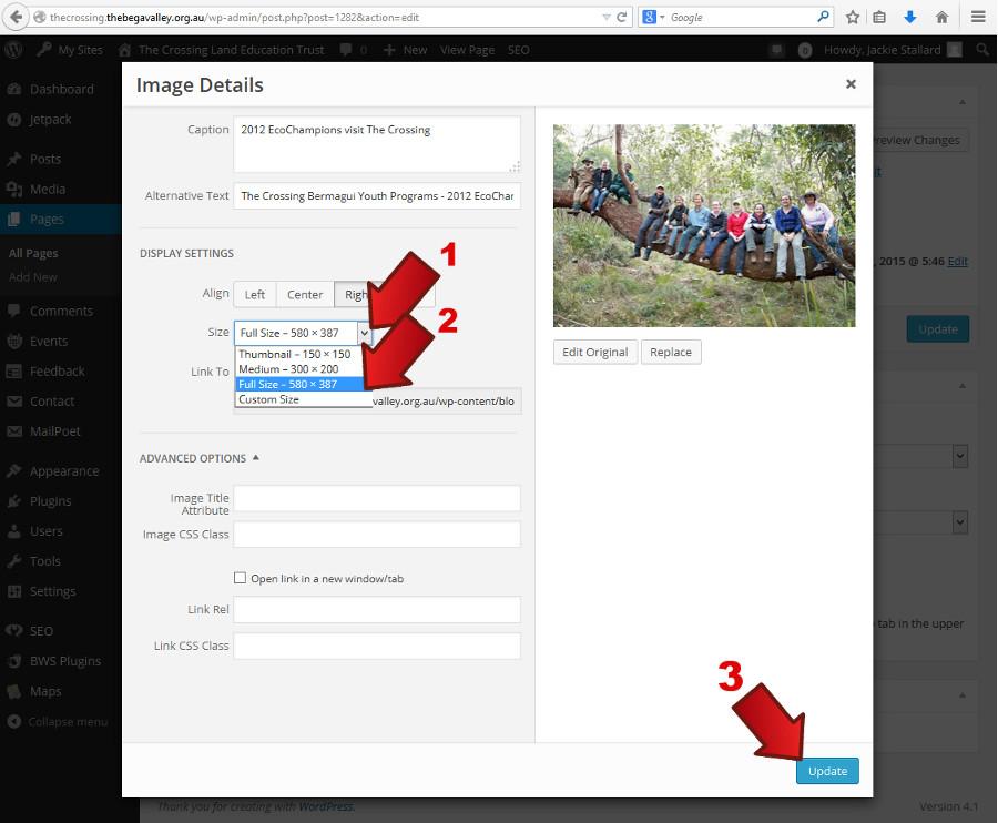 Resize image - Webhive - Web Design Batemans Bay, Moruya, Narooma, Tilba, Cobargo, Bega