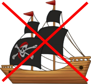 Wordpress website security - Modern day pirates no longer need a ship to loot you.