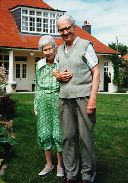 Lee and Richard at Kilima